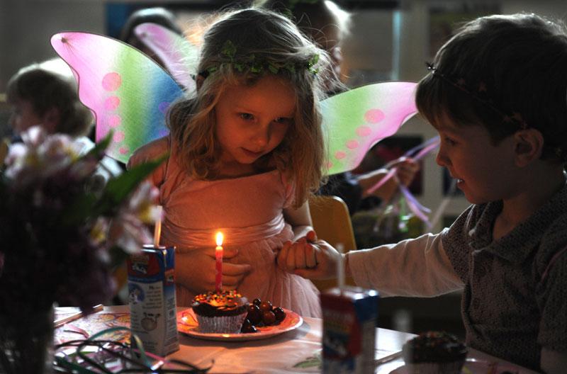 Ella's fifth birthday