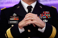 Gen. Keith Alexander on Cybersecurity