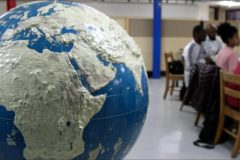 How One State's Colleges Are Helping African Asylum Seekers